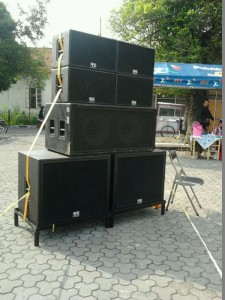 Jasa Rental Sound System Pernikahan