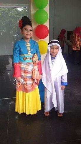 Syekh Rasyid Hafiz Indonesia Tampil di Acara Peringatan Hari Anak Nasional Provinsi Riau