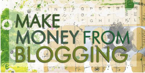 Mendapatkan Pundi Uang Dari Blog