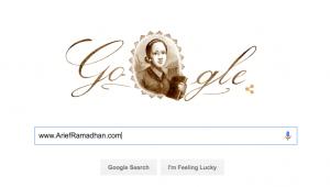 Google dan Doodle Hari Kartini 2016