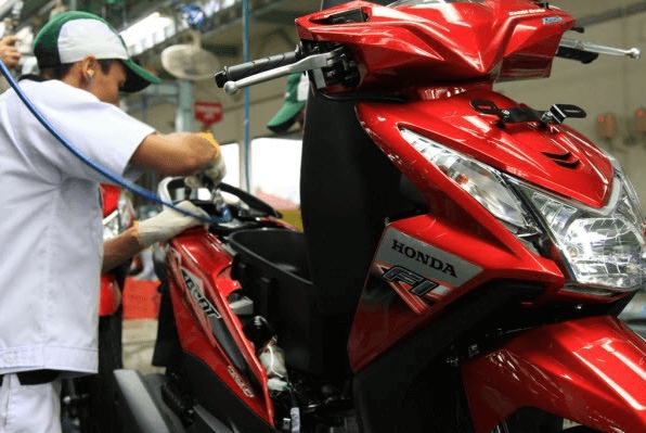 Tips Merawat Motor Matic Agar Lebih Terjaga