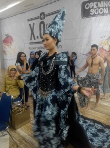 Fashion Show di Sleman Trade Center