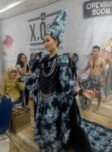 Fashion Show di Sleman Trade Center
