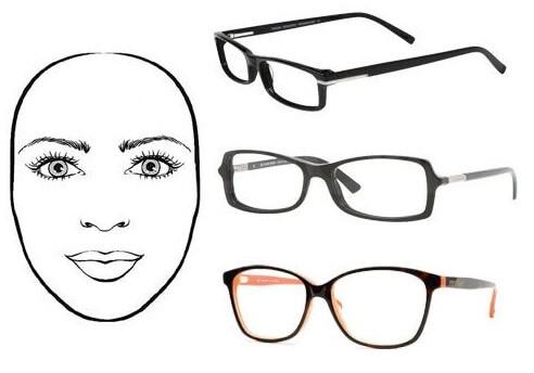 Frame Kacamata Untuk Wajah Oval