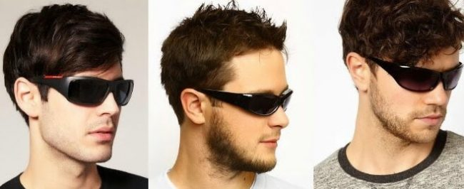 Model Kacamata Hitam Pria Terbaru