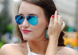 Model Kacamata Rayban Wanita