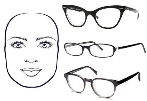 Model Kacamata Untuk Wajah Lonjong