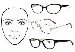 Model Kacamata Untuk Wajah Oval