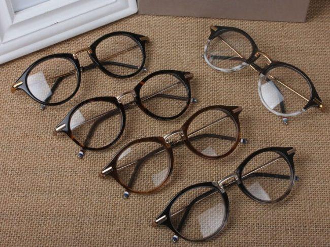Model Kacamata Untuk Wanita Berjilbab
