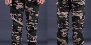 Celana Panjang Pria Bermotif