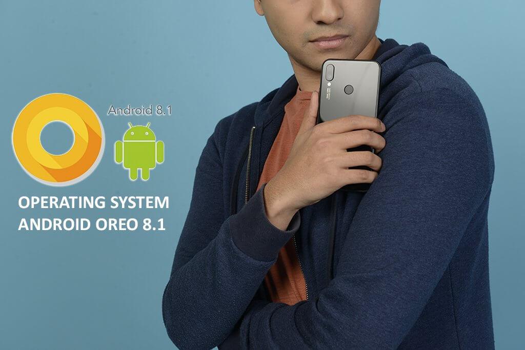 Android Oreo Huawei Nova 3i
