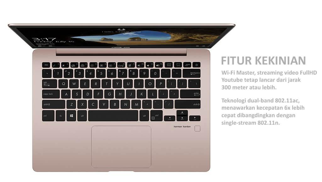 Fitur Kekinian, ASUS ZenBook UX331UAL