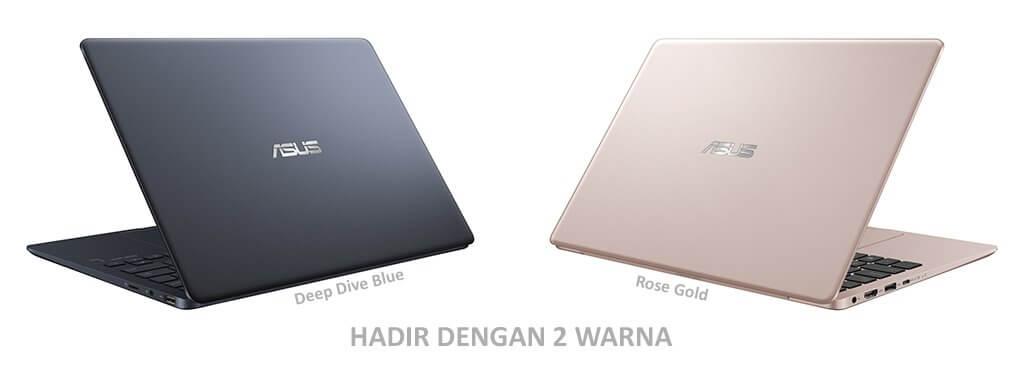 Hadir 2 Warna, ASUS ZenBook UX331UAL