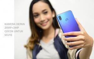 Kamera Depan Huawei Nova 3i