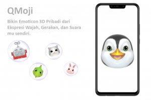 QMoji Huawei Nova 3i