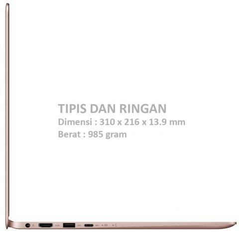 Tipis dan Ringan, ASUS ZenBook UX331UAL