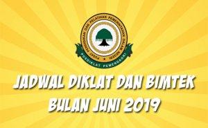 Jadwal Bimtek Pemendagri Juni 2019