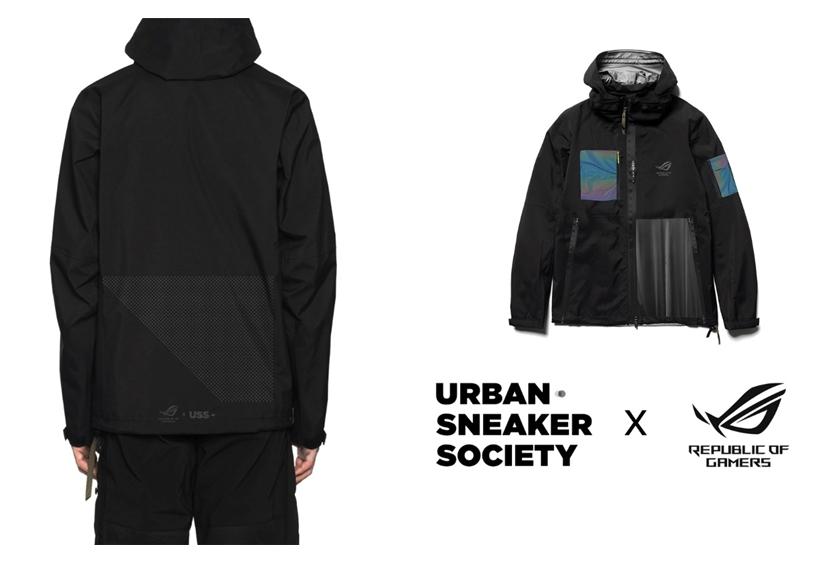 Kolaborasi ROG Zephyrus G14 (GA401) dengan Urban Sneaker Society