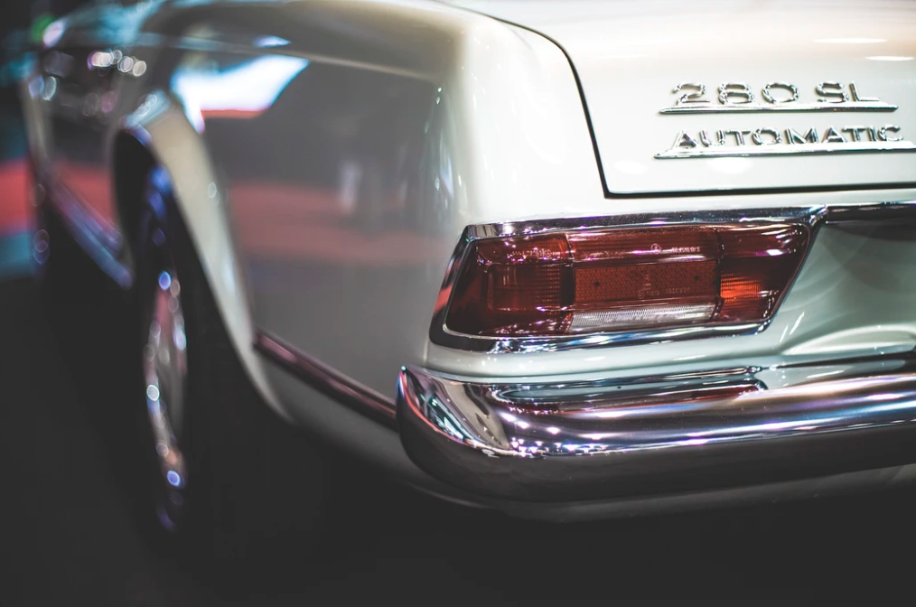 Eksterior Mobil