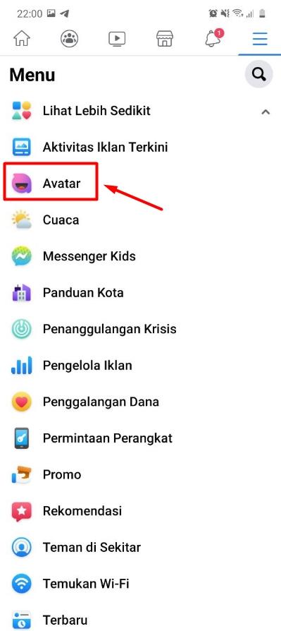 Membuat Avatars Facebook dengan Mudah