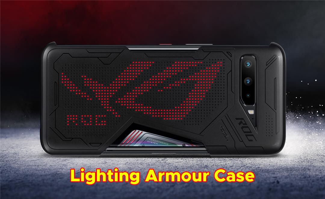 Lighting Armour Case