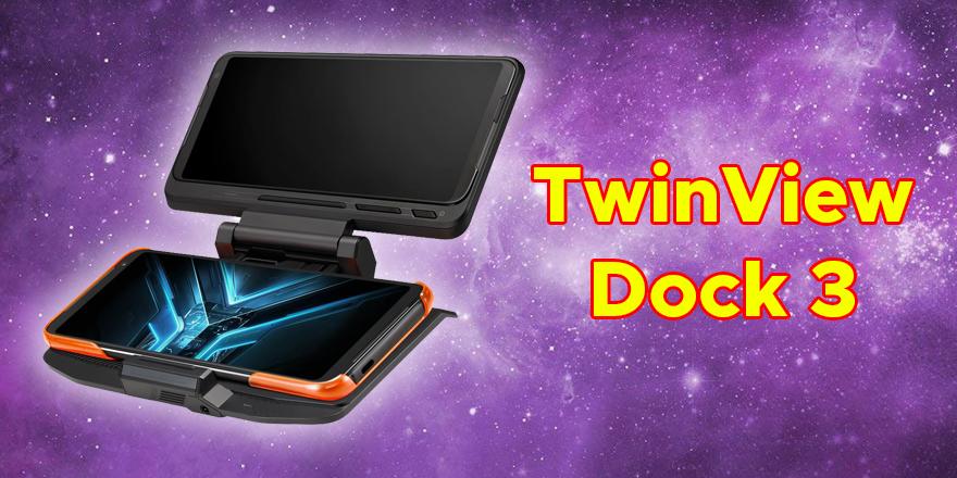 TwinView Dock 3
