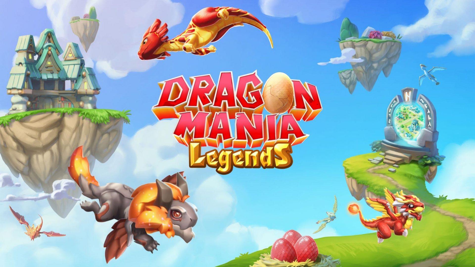 Cara Instalasi Dragon Mania Legends Apk V.4.0.0 Offline Terbaru
