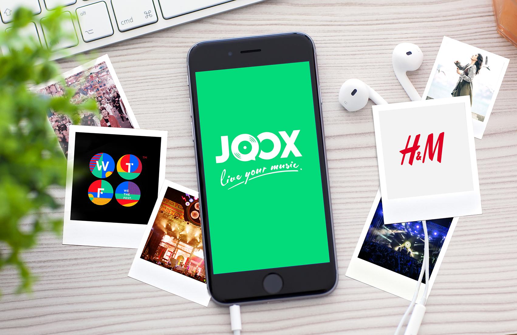 JOOX VIP Mod Gratis