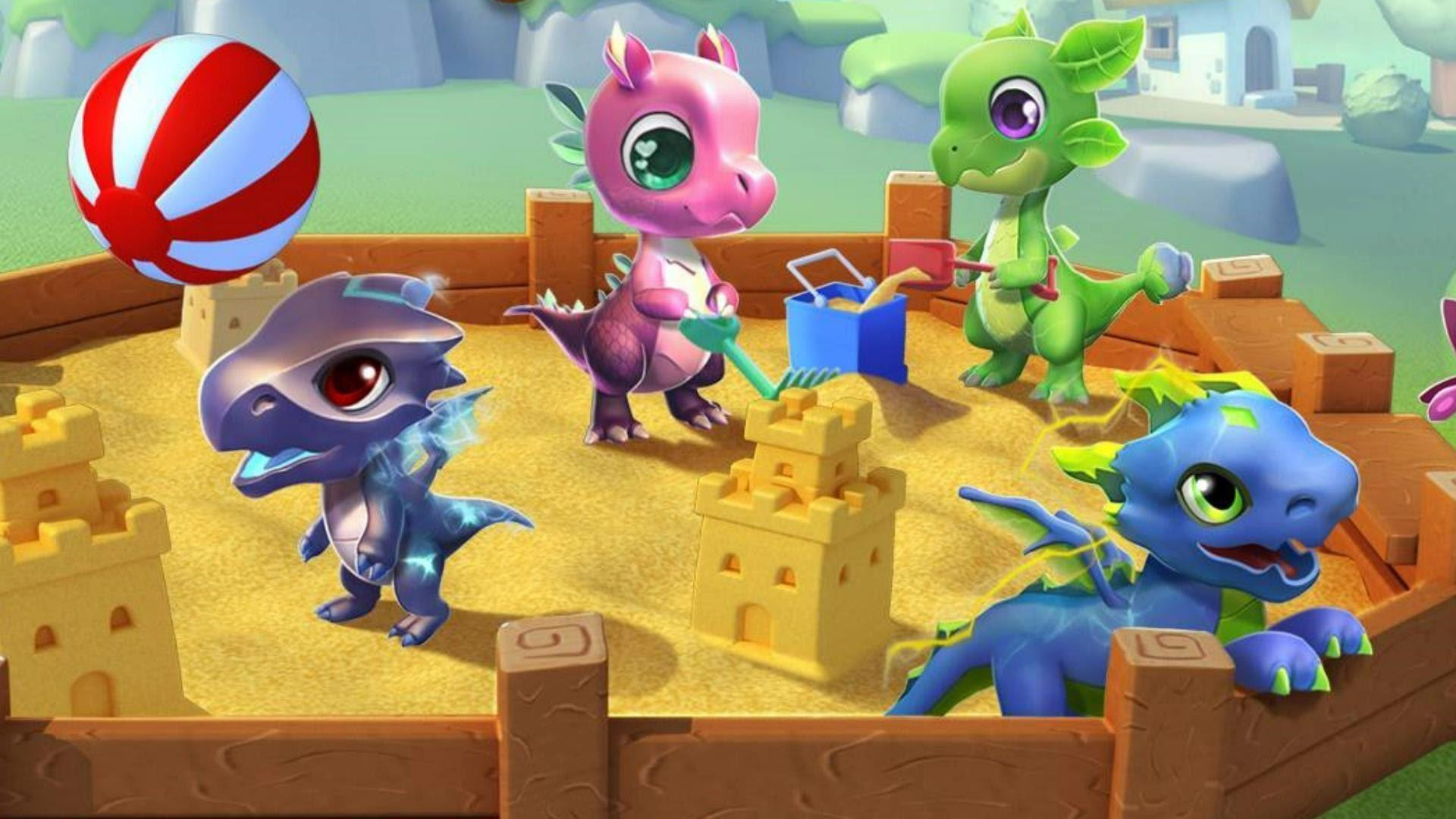Tips dan Trik Bermain Cara Dragon Mania Legends Apk V.4.0.0 Offline Terbaru