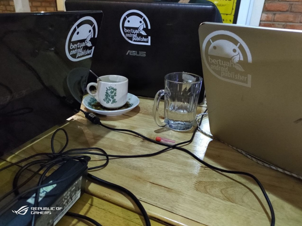 Komunitas Publisher Android Pekanbaru