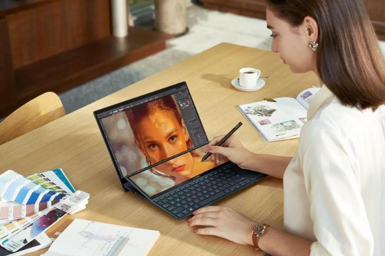 Lebih Produktif dengan ScreenPad 2.0, ScreenPad Plus, dan NumberPad 2.0