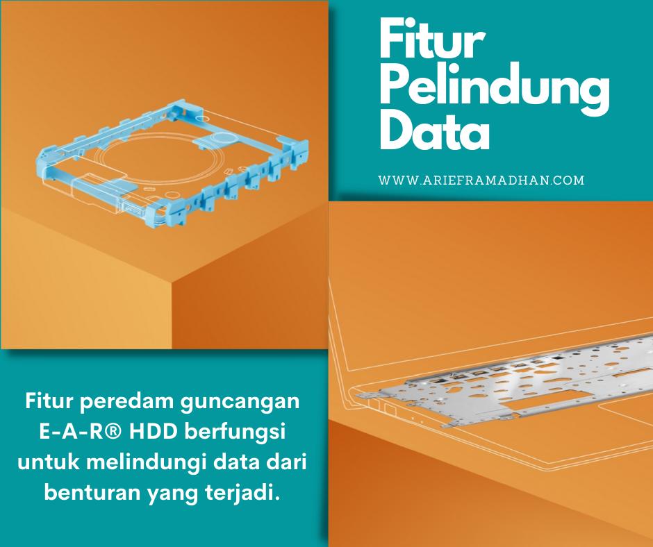 Fitur Pelindung Data