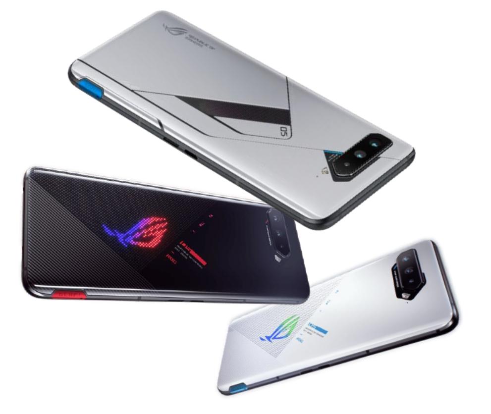 Harga dan Spesifikasi ASUS ROG Phone 5 Series