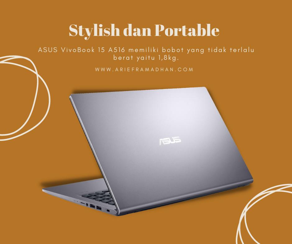 Stylish dan Portable