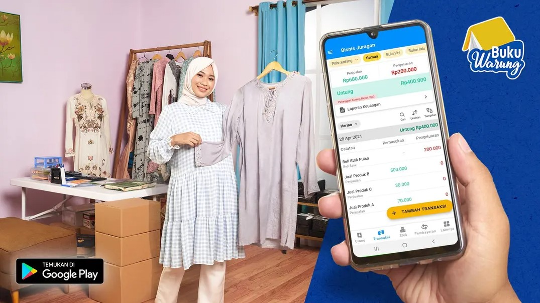 Kelebihan dan Cara Transfer Antar Bank melalui Aplikasi BukuWarung